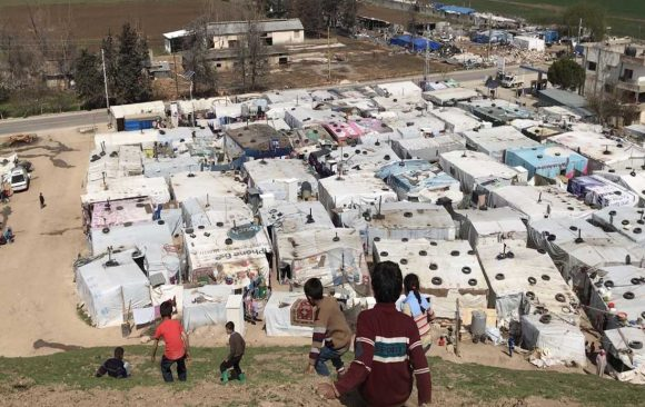 Syria's  Humanitarian Asylum: An Attempt to Frame the Tragedy